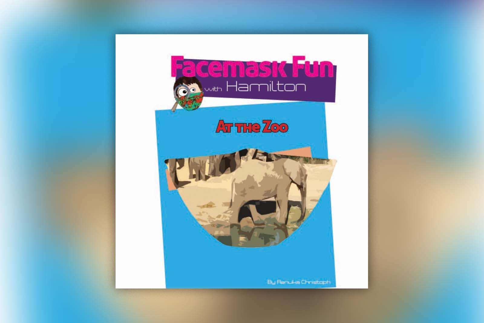 Facemask fun book cover