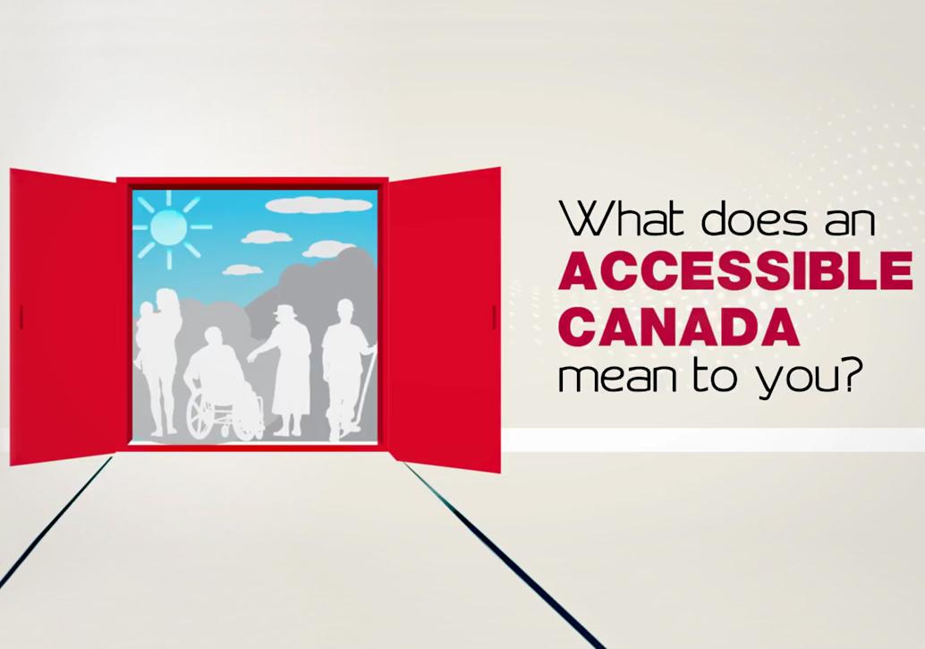 #Accessible Canada