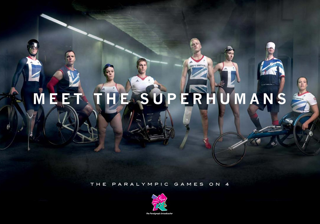 'Superhumans'