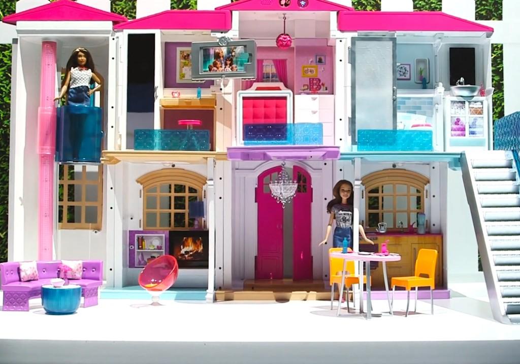 Barbie Gets a Smart Home